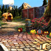 Free online flash games - Mirchi halloween conclusion game - WowEscape