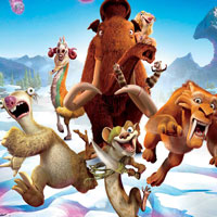 Free online flash games - Ice Age Collision Course-Hidden Spots game - WowEscape