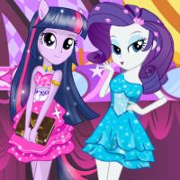 Free online flash games - Equestria Fashion Day game - WowEscape