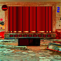 Free online flash games - Abandoned Theater Escape game - WowEscape