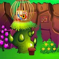Free online flash games - Fantasy Garden Escape MirchiGames game - WowEscape