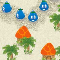 Free online flash games - Mushroom Tower Defense game - WowEscape