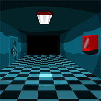 Free online flash games - Games4Escape Dark Room Escape game - WowEscape
