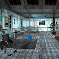 Free online flash games -  5n Escape Game The Hospital 3 game - WowEscape