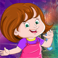 Free online flash games - G4k Dancing Girl Escape game - WowEscape
