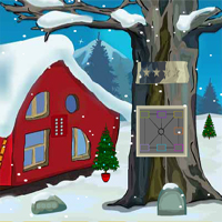 Free online flash games - Escape with Christmas Gift game - WowEscape