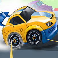 Free online flash games - Mini Cars Racing game - WowEscape