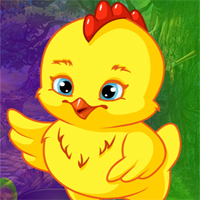 Free online flash games - Baby Duck Rescue game - WowEscape