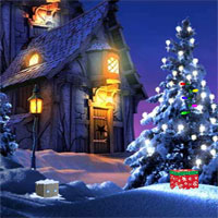 Free online flash games - Mirchi Christmas Suspense Gift 5 game - WowEscape