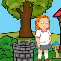 Free online flash games - Games2Jolly Small Fat Girl Rescue game - WowEscape
