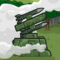 Free online flash games - Missile Defence game - WowEscape