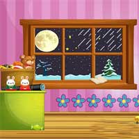 Free online flash games - Winter House Escape EscapeFan game - WowEscape