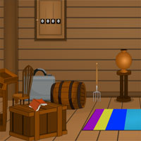 Free online flash games - Wooden Cottage Escape 2 TollFreeGames game - WowEscape