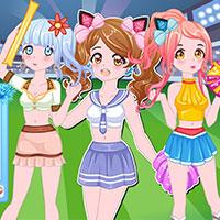 Cheerleaders Revenge 3 - Breakup Girl Story Games High school cheerleader  breakup and revenge. Help