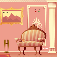 Free online flash games - Luxury Look Room Escape game - WowEscape