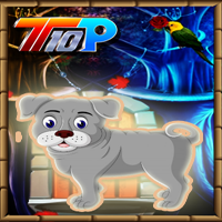 Free online flash games - Thanksgiving Help the Pet game - WowEscape