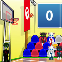 Free online flash games - World Basketball Championship game - WowEscape