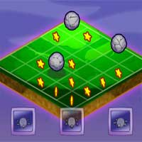 Free online flash games - Rox Rock Ball game - WowEscape