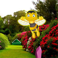Free online flash games - Wowescape Pair Of Honeybee game - WowEscape