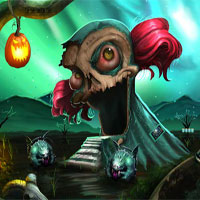 Free online flash games - EnaGames Skull House In Osten game - WowEscape