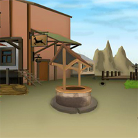 Free online flash games - FEG Escape Games Bygone Town 3 game - WowEscape