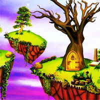 Free online flash games - NSREscapeGames Floating Island 3 game - WowEscape