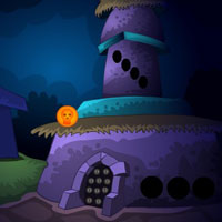 Free online flash games - Top10 Escape From The Blue Forest