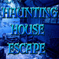Free online flash games - Haunting House Escape game - WowEscape