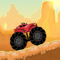 Free online flash games - Extreme Truck 2 game - WowEscape