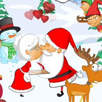 Free online html5 games - Christmas Mischief 2 game