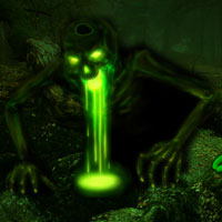 Free online flash games - Toxic Fantasy Forest Escape Wowescape game - WowEscape