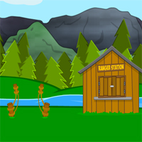 Free online flash games - MouseCity Lost Escape Mountains