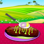 Free online flash games - Cooking Easy Chicken Recipe game - WowEscape