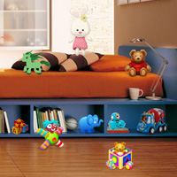 Free online flash games - Kids Toys Hidden Objects game - WowEscape