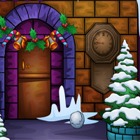 Free online flash games - NsrGames Merry Christmas 09 game - WowEscape