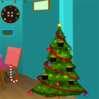 Free online flash games - Games4Escape Christmas Fun Room Escape