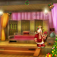 Free online flash games - Christmas Find The Golden Shoe game - WowEscape