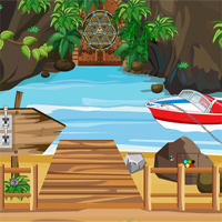 Free online flash games - Wookey Cave Escape game - WowEscape
