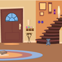 Free online flash games - Doors Escape Level 31