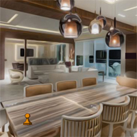 Free online flash games - Fun Executive House Escape game - WowEscape