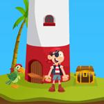 Free online flash games - Pirates Island Escape-5-Unlock Version game - WowEscape