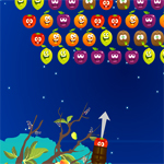Free online flash games - Bubble Shooter Fruits game - WowEscape