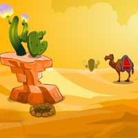 Free online flash games - Desert Adventure MirchiGames game - WowEscape