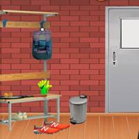 Free online flash games - Ekey Academy Locker Room Escape game - WowEscape