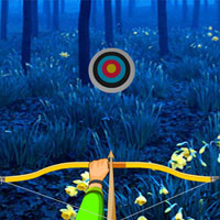 Free online flash games - Blue Forest-Hidden Targets game - WowEscape