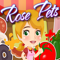Free online flash games - Rose Pets game - WowEscape