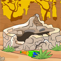 Free online flash games - Save The Last Dino Egg game - WowEscape