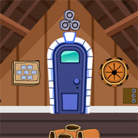 Free online flash games - GenieFunGames Little Room Escape 4 game - WowEscape