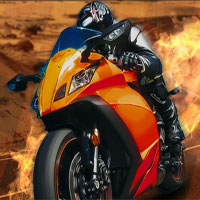 Free online flash games - Sportsbike Challenge game - WowEscape
