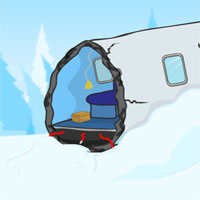 Free online flash games - Arctic Danger Escape game - WowEscape